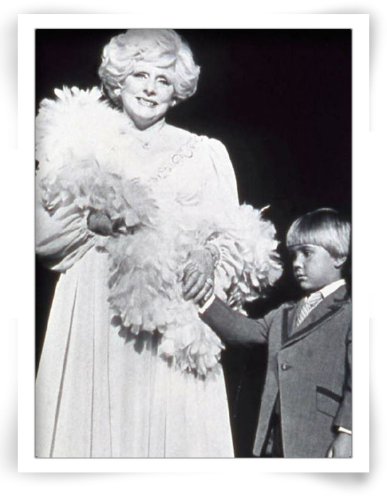 Ryan Rogers and Mary Kay Ash