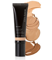 Get CC Cream Sunscreen SPF 15 with eight skin care benefits from Mary Kay.
